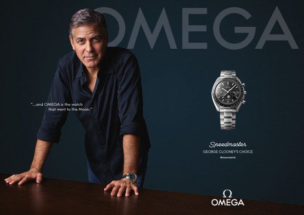 252fae86a13 Sam s work has recently been used for a new advertisement for Omega s  Speedmaster watch